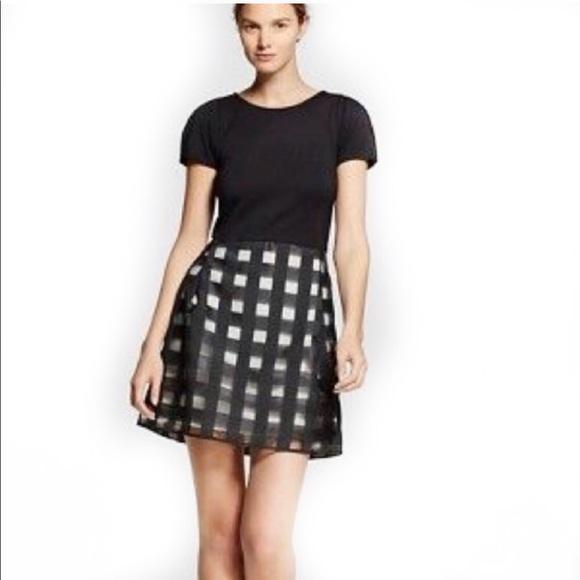 75fd7b8a11f Allen B. By Allen Schwartz Dresses   Skirts - Allen B Allen Schwartz Black  Dress